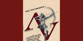 The Artemis Women in Action Film Festival 2019