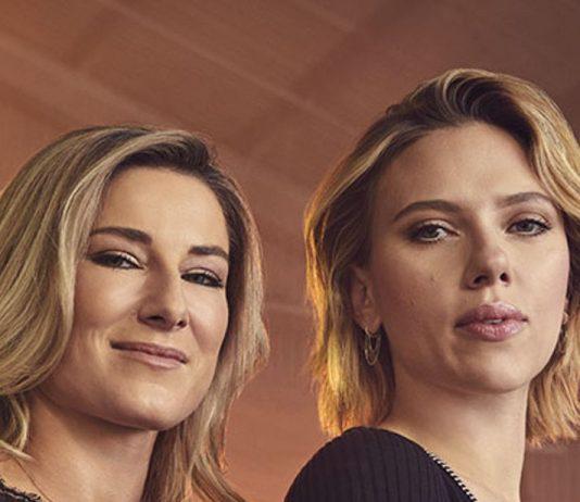 Heidi Moneymaker and Scarlett Johansson.