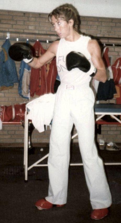 Cheryl Wheeler Kickboxing
