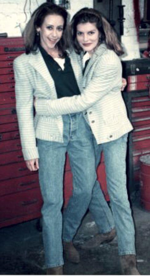 Cheryl Wheeler and Rene Russo
