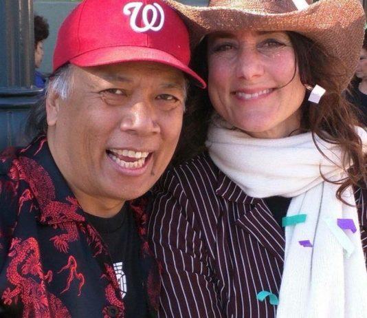 John Kreng & Melissa Tracy